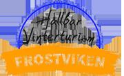 Vinterturism i Frostviken Logotyp